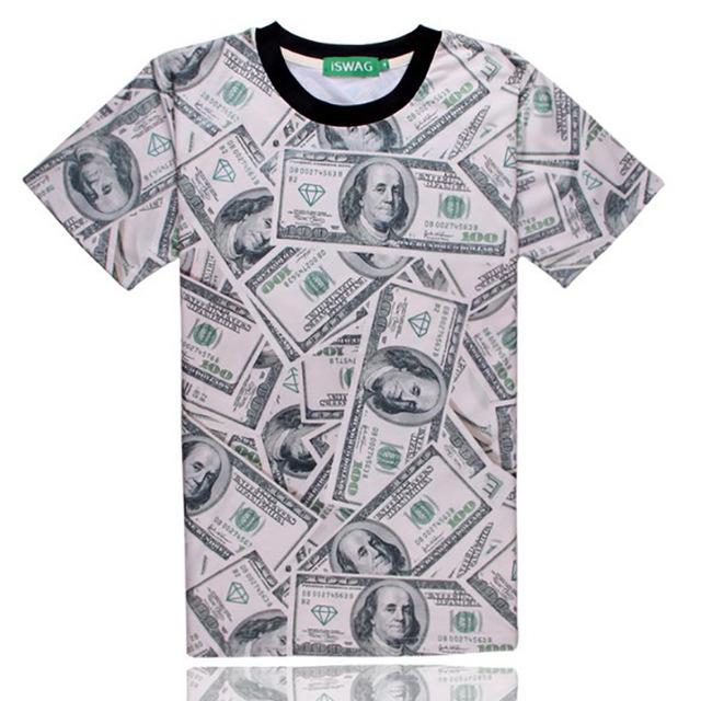 Handla T-shirts med tryck på nätet