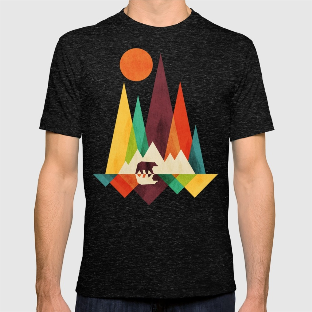 Ge dina kunder en t-shirt av bra kvalitet